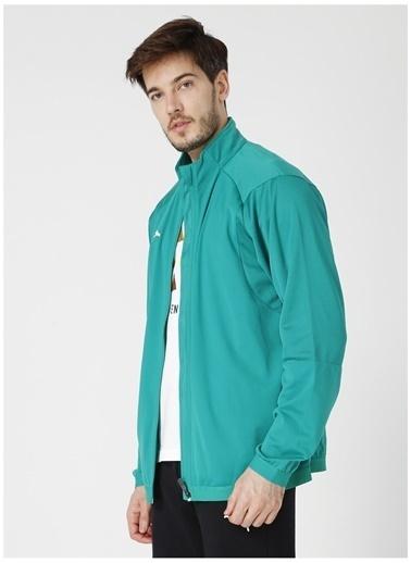Puma Puma 65568705 Liga Training Jacket Yeşil - Beyaz Erkek Zip Ceket Yeşil